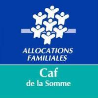logo caf de la somme